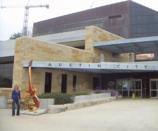 Jasmina in Austin