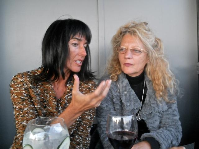 Guta and Jasmina