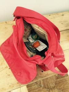 My stolen bag